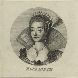 Queen Elizabeth I, by Simon François Ravenet - NPG D25040