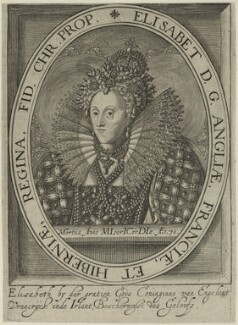 Queen Elizabeth I, after Unknown artist - NPG D25042