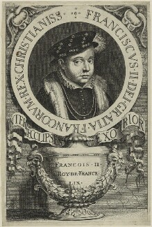 François II (Francis II), King of France, after Unknown artist - NPG D25044