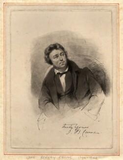 John Bernay Crome, after Horatio Beevor Love - NPG D9041