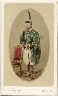 King Edward VII, by W. & D. Downey - NPG Ax46785