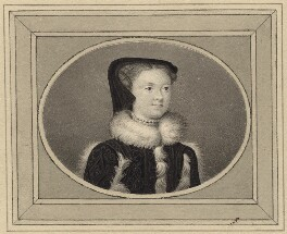 Mary, Queen of Scots, by Robert Cooper - NPG D25059