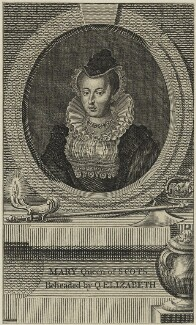 Mary, Queen of Scots, after Unknown artist - NPG D25077