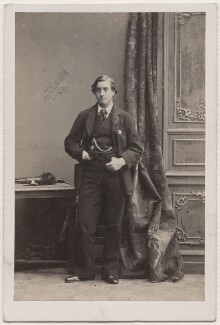 Archibald William Montgomerie, 14th Earl of Eglinton, by Camille Silvy - NPG Ax7444