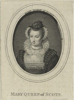 Mary, Queen of Scots, after Unknown artist - NPG D25080