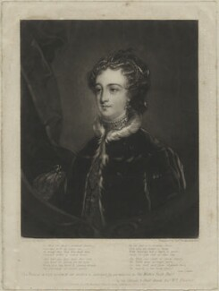 Mary, Queen of Scots, by Thomas Hodgetts, published by  A.W. Maclean, after  Farino - NPG D25084