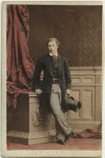 King Edward VII, by Camille Silvy - NPG x11815