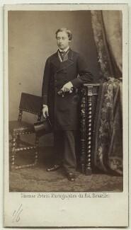 King Edward VII, by Ghémar Frères, published by  Samuel E. Poulton - NPG x11821