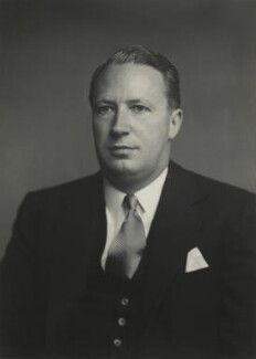 Sir Edward Heath, by Walter Stoneman - NPG x166846