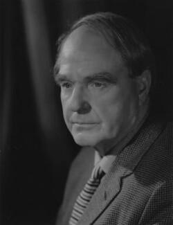 Henry Moore, by Walter Bird - NPG x166849