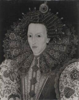 Queen Elizabeth I, after Unknown artist - NPG D31847