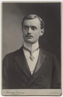 Hon. Charles Stewart Rolls, by London Stereoscopic & Photographic Company - NPG x129586