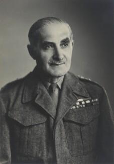 Sir George Ernest Schuster, by Walter Stoneman - NPG x166856