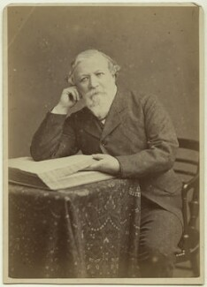 Robert Browning, by Elliott & Fry - NPG x129582
