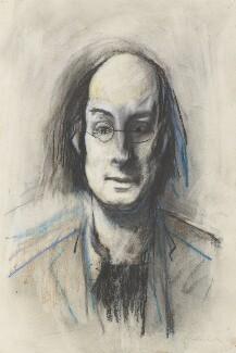 Richard Edward Morphet, by Tom Phillips - NPG 6826