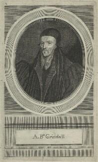 Edmund Grindal, after Unknown artist - NPG D25193