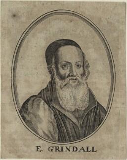 Edmund Grindal, after Unknown artist - NPG D25195