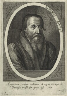 Edwin Sandys, after Unknown artist - NPG D25206