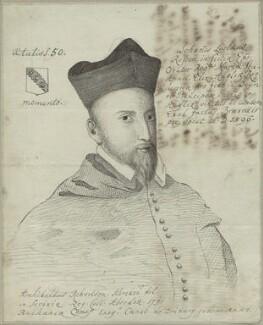 John Lesley (Leslie), by Archibald Robertson - NPG D25222