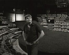 Howard Brenton, by Mark Gerson - NPG x88196