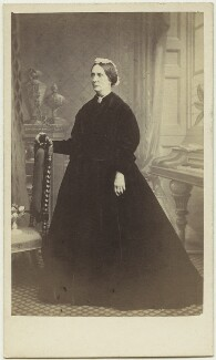 Isabella (née Bunbury), Lady Roberts, by J. Fisher - NPG x22056
