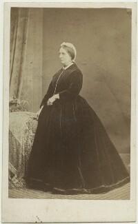Isabella (née Bunbury), Lady Roberts, by J. Fisher - NPG x22057