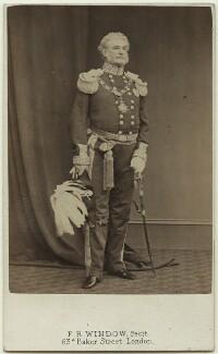 Lucius Bentinck Cary, 10th Viscount Falkland, by Frederick Richard Window - NPG Ax7440