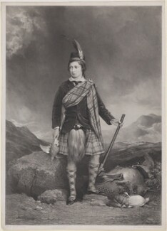 King Edward VII when Prince of Wales, by Richard James Lane, after  William Frederick Lake Price - NPG D31864