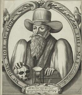John More, after Unknown artist - NPG D25256