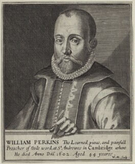 William Perkins, by William Marshall - NPG D25262