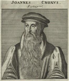 John Knox, after Adrian Vanson (van Son) - NPG D25285