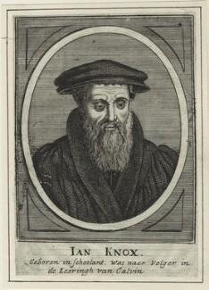 John Knox, after Unknown artist - NPG D25286