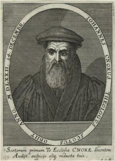 John Knox, after Unknown artist - NPG D25287
