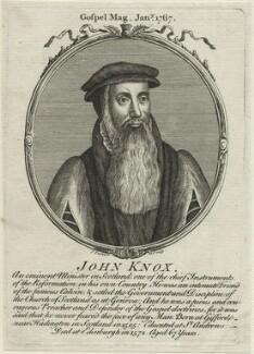 John Knox, by John June - NPG D25288