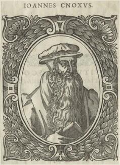 John Knox, after Adrian Vanson (van Son) - NPG D25289