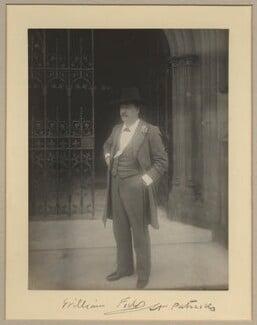 William Field, by Benjamin Stone - NPG x15815