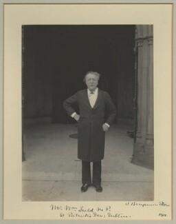 William Field, by Benjamin Stone - NPG x15818
