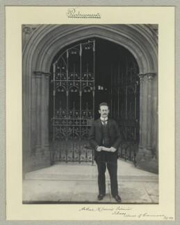 Arthur Reginald Jarvis Firmin, by Benjamin Stone - NPG x35925