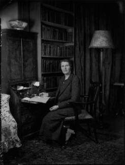 Vera Emily (née Ridley), Lady Cranworth, by Bassano Ltd - NPG x151915