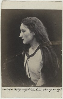 Hatty Campbell, by Julia Margaret Cameron - NPG x18068