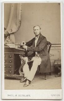 Robert FitzRoy (Fitzroy, Fitz-Roy), by Maull & Polyblank - NPG x13984