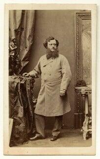 Oliver François Xavier Sarony, by Oliver François Xavier Sarony, early 1860s - NPG x131010 - © National Portrait Gallery, London
