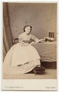 Lydia Foote (Lydia Alice Legg), by London Stereoscopic & Photographic Company - NPG x13987