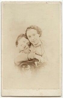 Lydia Foote (Lydia Alice Legg); Miss Raynham, by The Album Portrait Company - NPG x13988