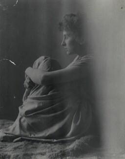 Eleanor Butcher, by Eveleen Myers (née Tennant) - NPG Ax68559