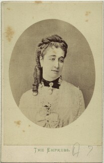 Eugénie, Empress of France, by London Stereoscopic & Photographic Company - NPG x74370