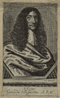 William Austin, by Abraham Hertochs (Hertocks), published 1666 - NPG D31869 - © National Portrait Gallery, London