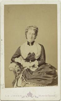 Eugénie, Empress of France ('Eugénie de Montijo'), by Augustin Aimé Joseph Le Jeune - NPG x74329