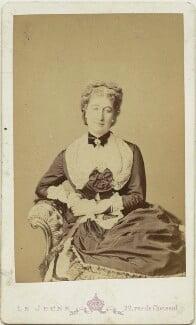 Eugénie, Empress of France, by Augustin Aimé Joseph Le Jeune - NPG x74329