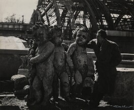 Victor Musgrave, by Ida Kar, late 1940s - NPG x131014 - © National Portrait Gallery, London